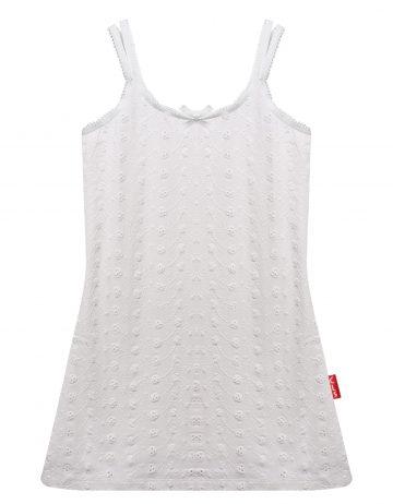 jurk wit meisje claesens