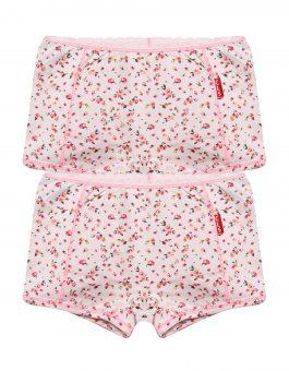 Boxershort roze meisje claesens